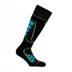 Funkčné ponožky Raptor, -15/+5°C, čierno-modré, XTECH