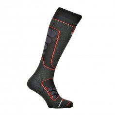 Funkčné ponožky Raptor, -15/+5°C, čierne, XTECH