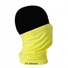 Funkčná šatka (bufka) X-Tube, -15/+15°C, žltá, XTECH