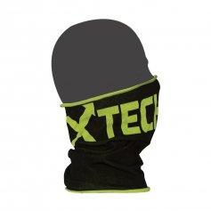 Funkčná šatka (bufka) XT92, -5/+15°C, čierno/žltá, XTECH