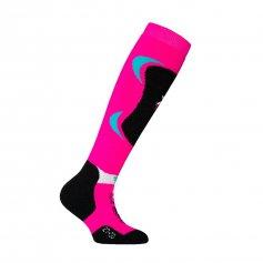 Funkčné detské ponožky CALZA XT140J ružové 23/26, XTECH