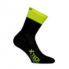 Funkčné ponožky CALZA XT121, čierne, zimné, XTECH