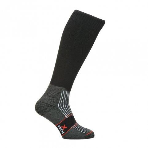 Funkčné ponožky CALZA WARRIOR XT13, čierne, XTECH