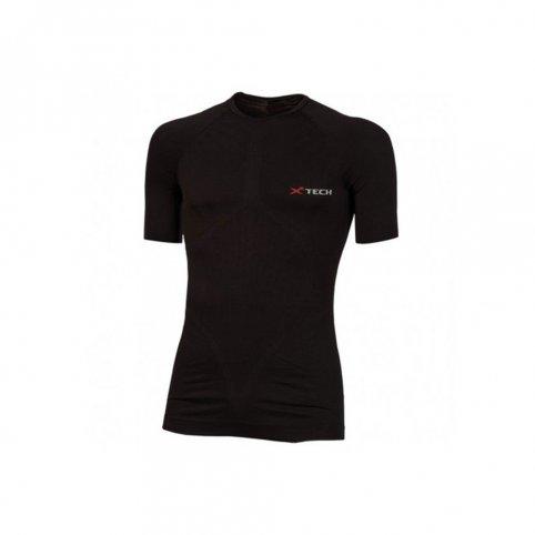 Funkčné tričko MAGLIA ENERGY, čierne, XTECH